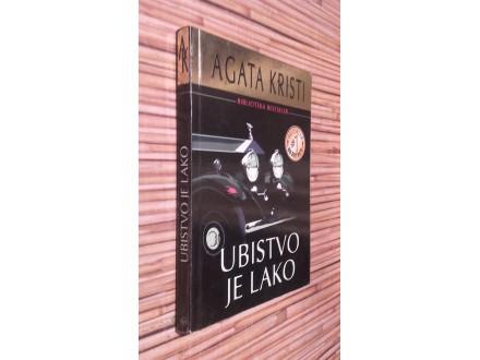 Agata Kristi: Ubistvo je lako
