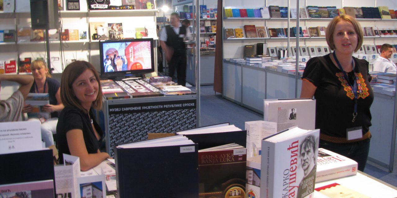 Biblioteka učestvovala na 17. međunarodnom sajmu knjige u Banjaluci 18-23.09.2012.