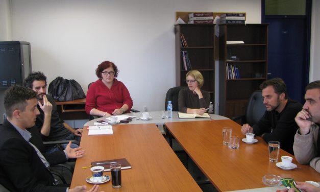 Нова иницијатива Библиотеке и Хелсиншког парламента грађана Бања Лука: Глумци читају