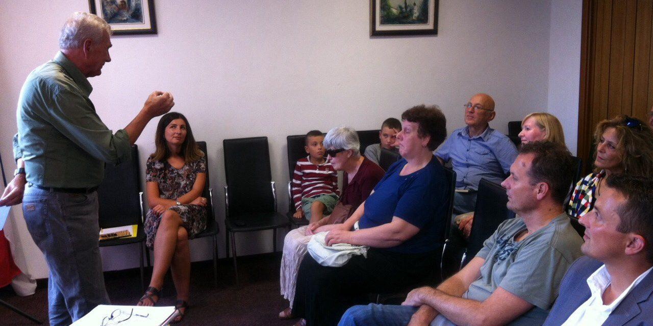 Enes Kišević očarao publiku u Specijalnoj biblioteci