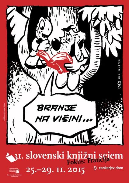 Posjeta 31. međunarodnom sajmu knjige u Ljubljani