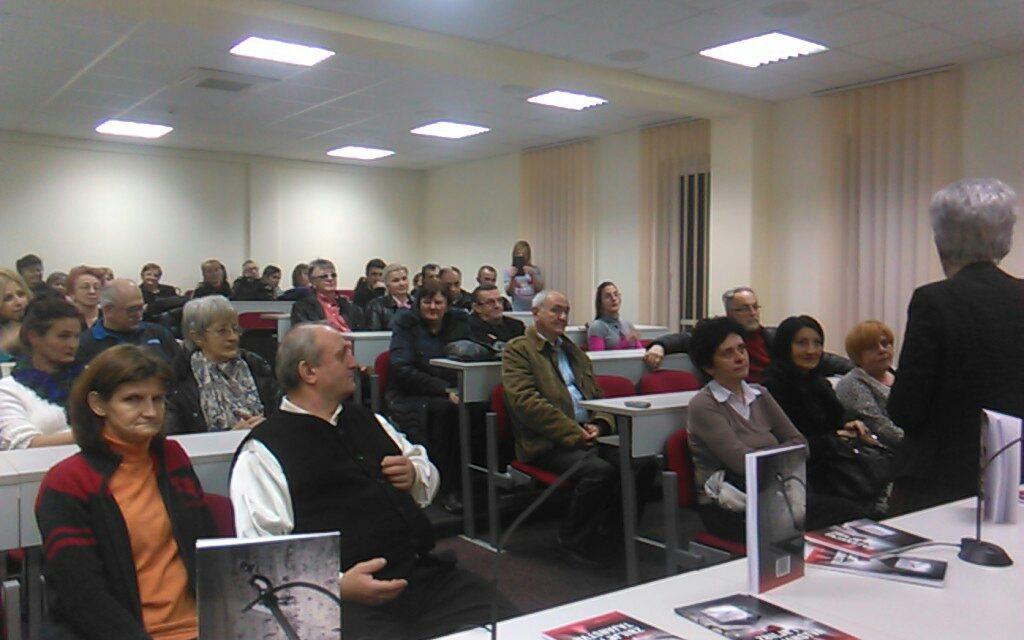 """Promocija knjige """"Zbilje i tajanstva"""" Borke Tadić u Srpcu"""