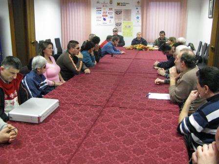 konferencijska sala - sastanak