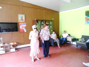 Borka Tadic i Nada Radanovic