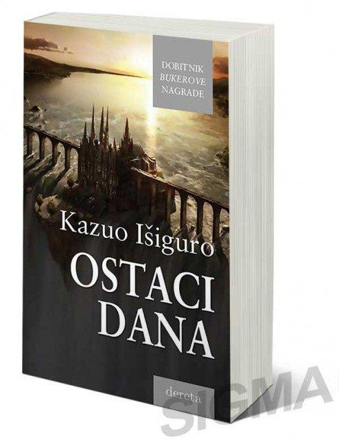 Kazuo Išiguro: Ostaci dani