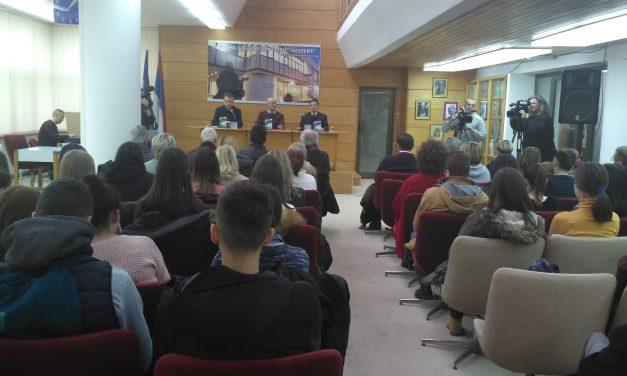 """Промовисана књига """"Писма Матилде К."""" Мирослава Јанковића у Бијељини"""