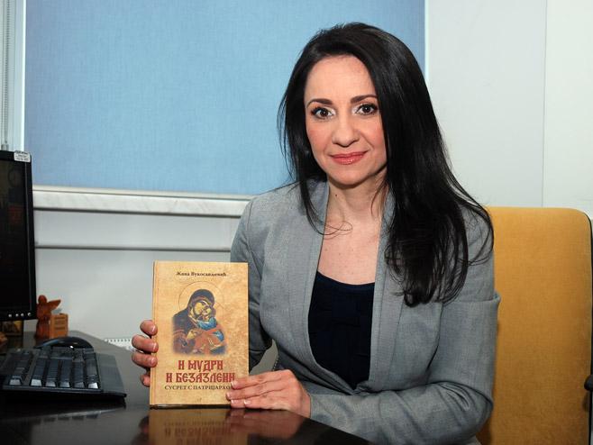 Žana Vukosavljević: I mudri i bezazleni – Susret sa Patrijarhom