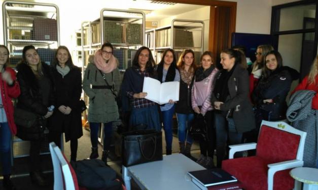 Студенти НУБЛ-а посјетили Библиотеку
