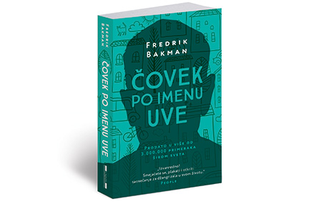Fredrik Bakman: Čovek po imenu Uve