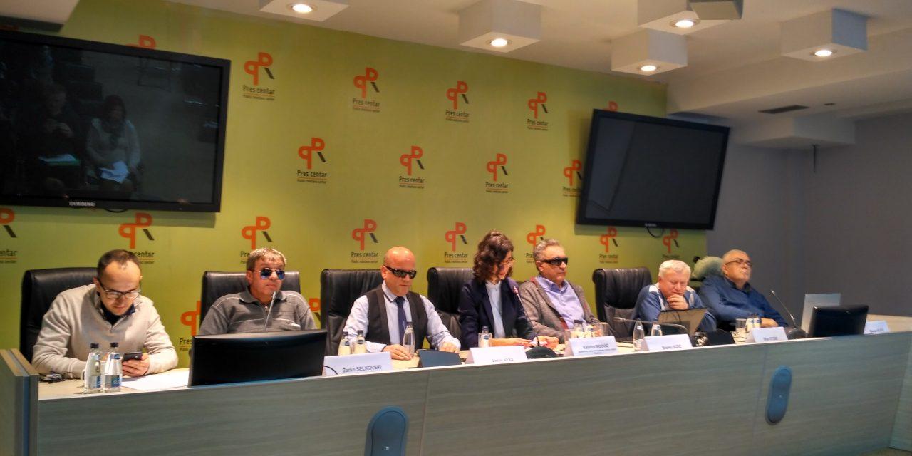 Представници библиотеке на међународној конференцији о Маракешком споразуму – Подгорица 2019