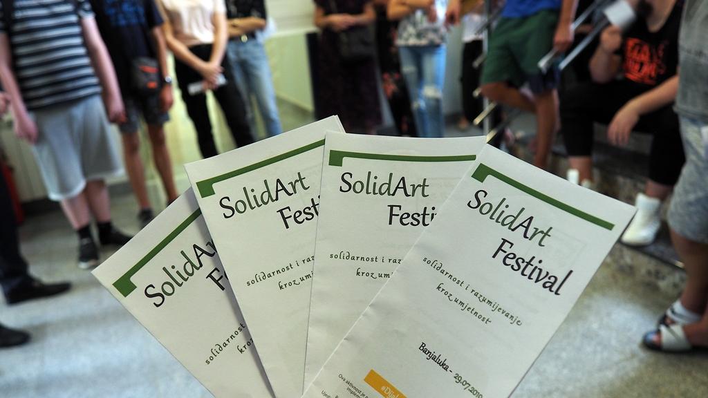 SolidArt Festival u Specijalnoj biblioteci