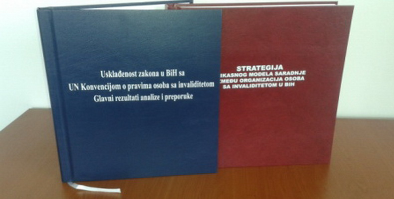 Objavljeni novi naslovi na brajevom pismu iz oblasti zakonske regulative osoba sa invaliditetom