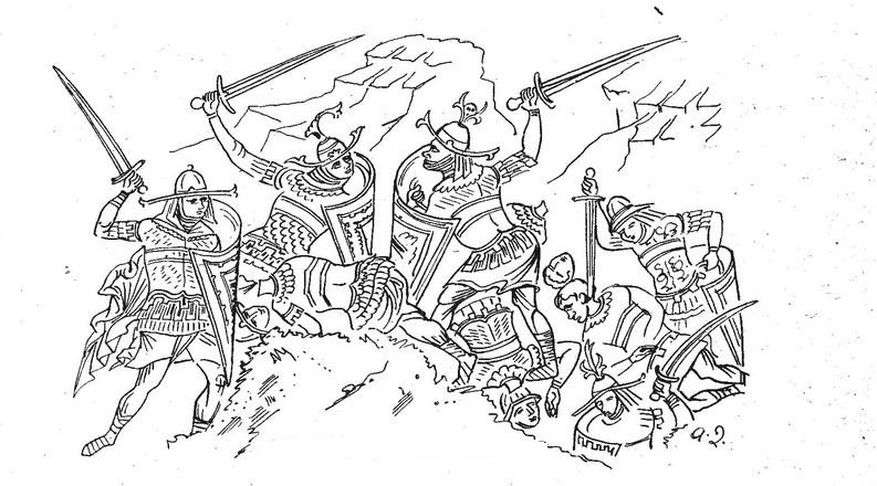 Doba vitešta – taktilna izložba i predavanje o srednjem vijeku