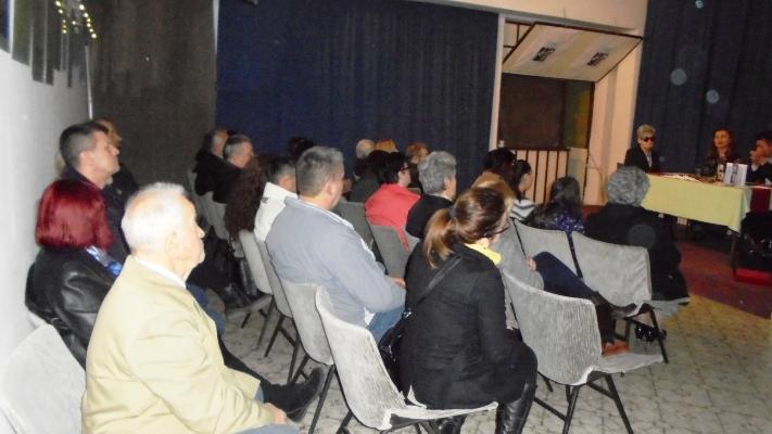 Književno veče s Borkom Tadić u Novom Gradu