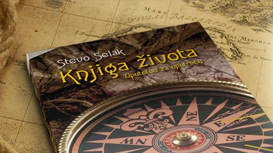 """Promocija """"Knjige života"""" banjalučkog autora Steve Selaka"""