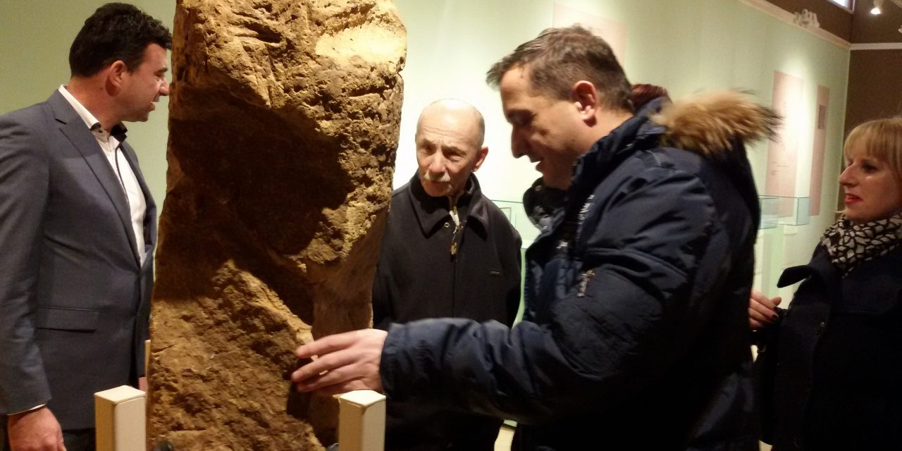 Predstavnici Biblioteke posjetili Muzej RS