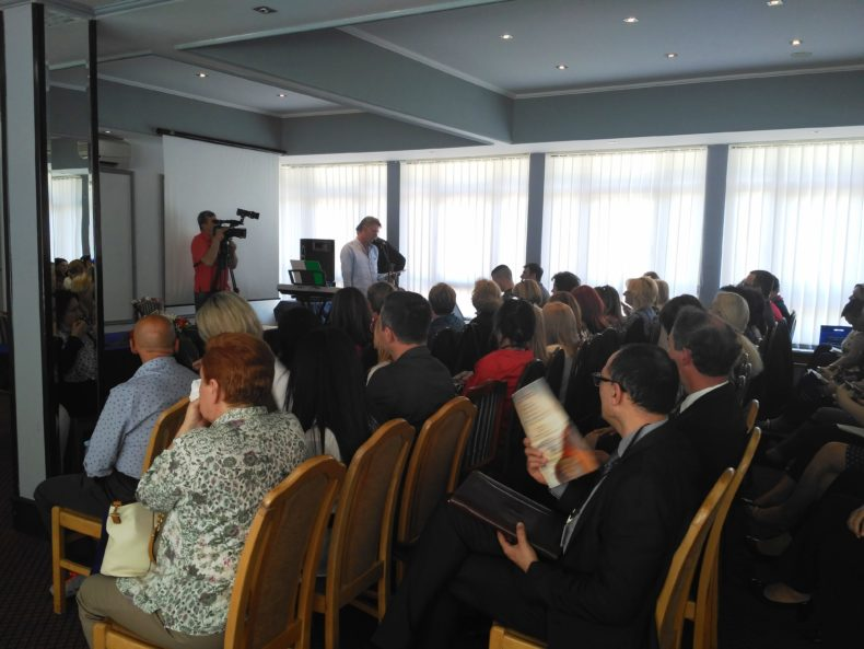 Predstavnici biblioteke na stručnom seminaru u Trebinju