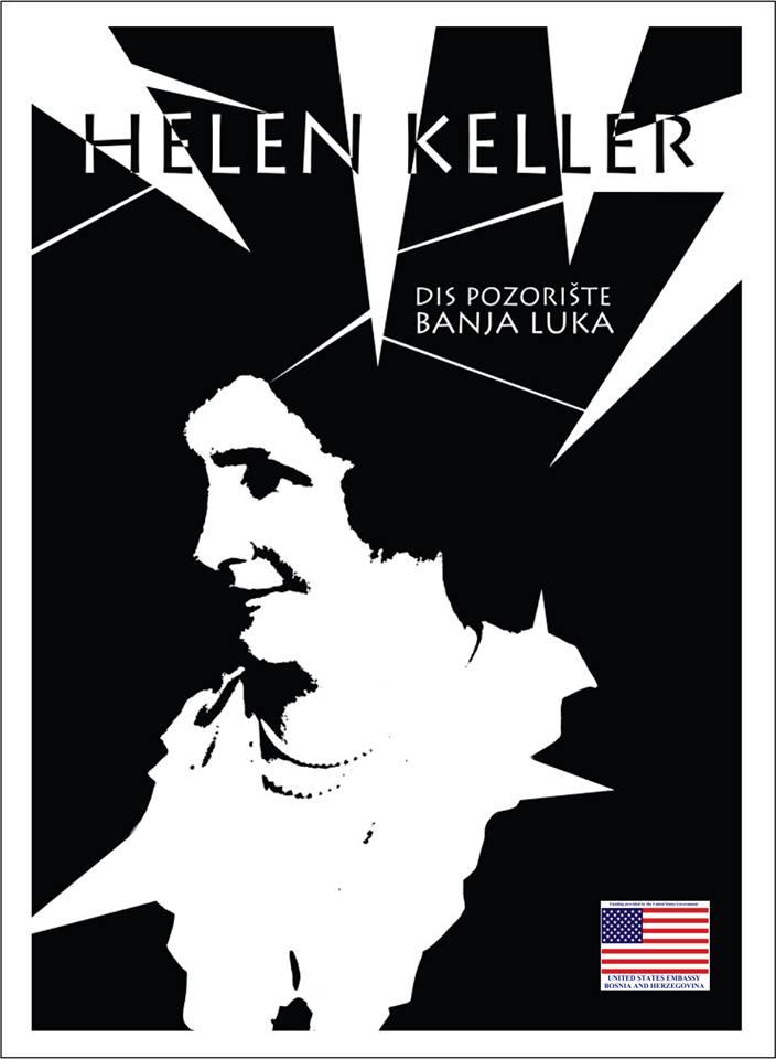 Predstava o Helen Keler