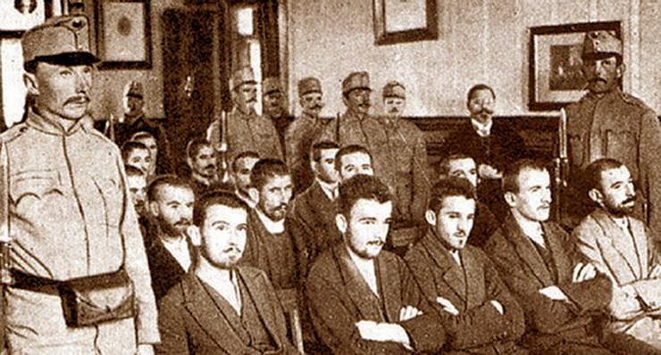 """""""Kako sam branio Principa i drugove 1914. godine"""" dr Rudolfa Cistlera"""