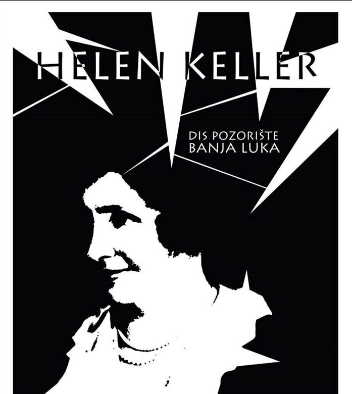 """Poziv na predstavu """"Čudesna priča o Helen Keler"""""""