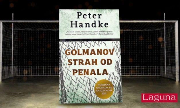 Peter Handke: Golmanov strah od penala