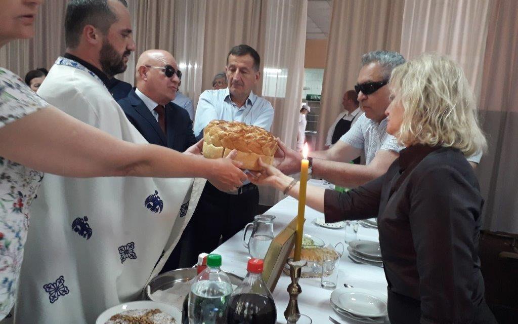 Gradska organizacija slijepih Banja Luka proslavila Vidovdan